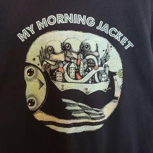 My Morning Jacket 2005 Z Tour S Rock Band Shirt